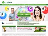 Codere: sul Bingo online bonus di benvenuto e Jackpot attraenti.