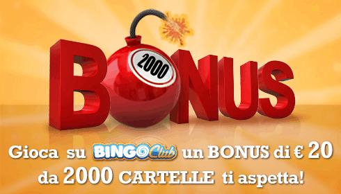 Lottomatica bingo online